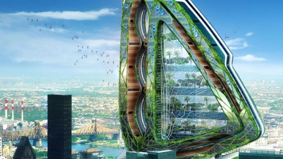 architecture inspired by nature