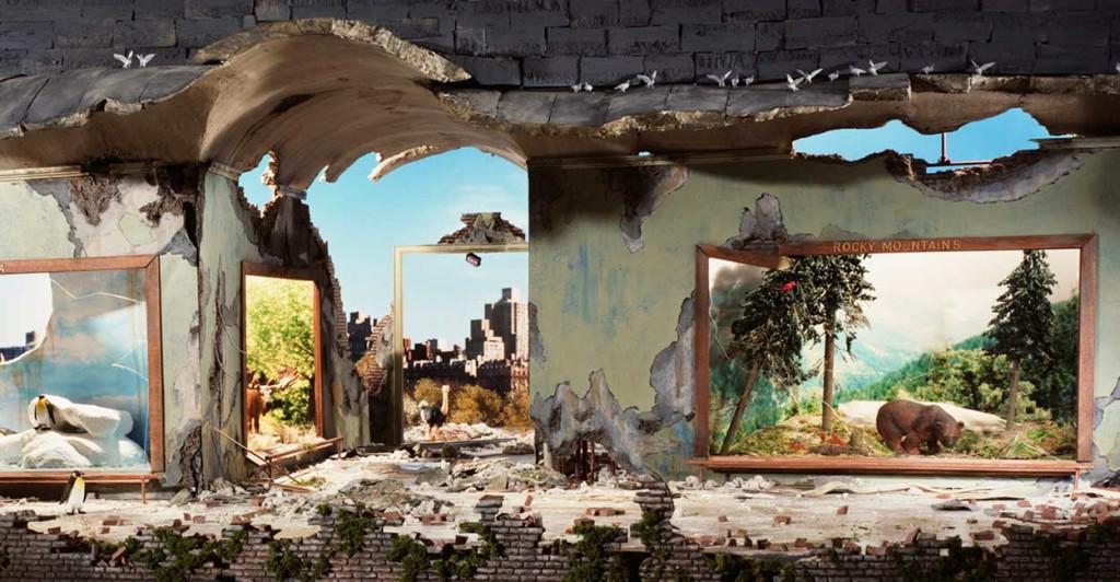abandoned natural history museum