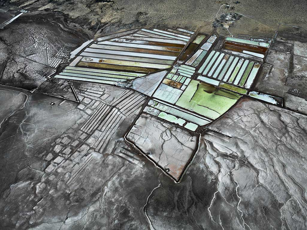 salinas in arid area