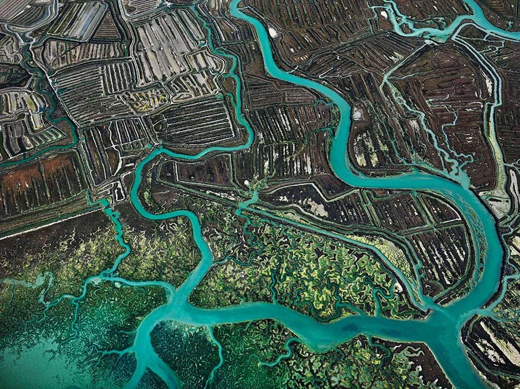 water tributaries of salinas